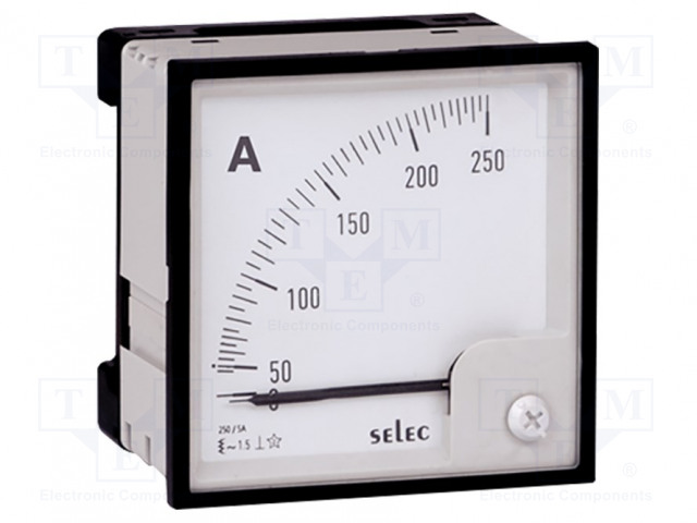 SELEC GMBH AM-I-2-5-CE - Amperometer