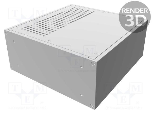 """HAMMOND RM2U0808VBK - Obudowa: w standardzie 19"""""""