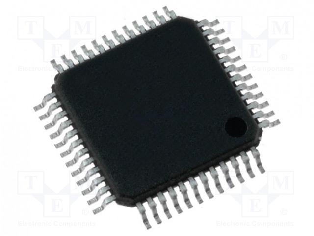 SILICON LABS C8051F340-GQ - 8051 mikro-ohjain