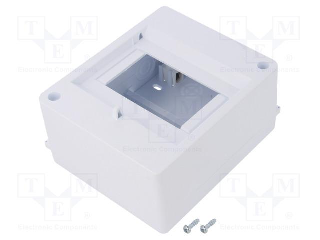 ELEKTRO-PLAST NASIELSK 2305-10 - Obudowa: do aparatury modułowej