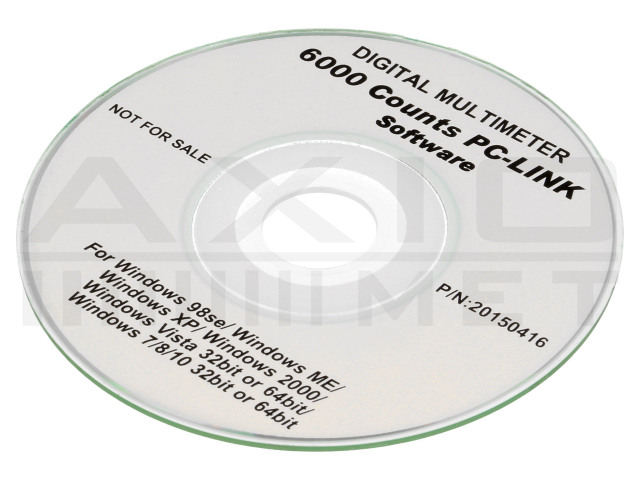 AX-18B AXIOMET, Digitaler Multimeter