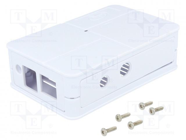 SINOVOIP BPI-M1 PLASTIC CASE (WHITE) - Kryt: pro počítače