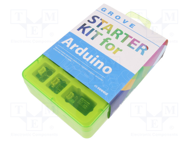 SEEED STUDIO GROVE - STARTER KIT ARDUINO - Dev.kit: Grove Starter Kit for Arduino