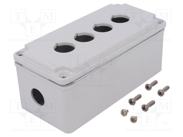 LOVATO ELECTRIC LPZM4A8 - Kotelo: kauko-ohjaukseen