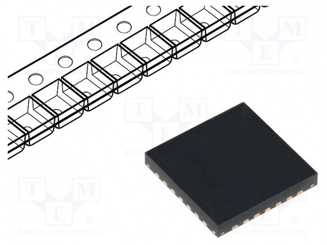 MICROCHIP TECHNOLOGY PIC32MM0032GPL028-I/ML - PIC-mikro-ohjain