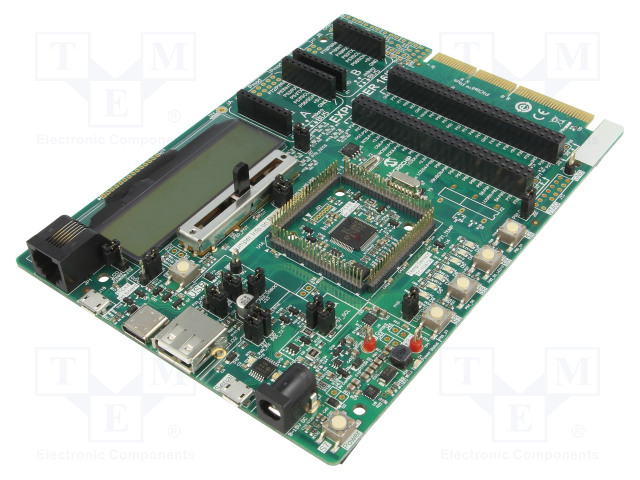 MICROCHIP TECHNOLOGY DM240001-2 - Dev.kit: Microchip PIC
