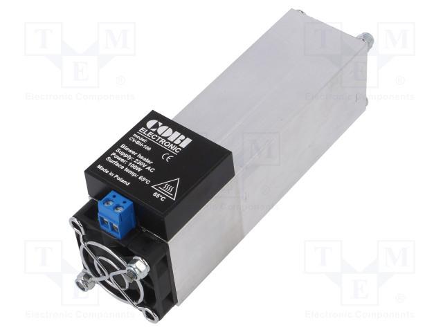 COBI ELECTRONIC CV-HB-100 - Hőlégfúvó