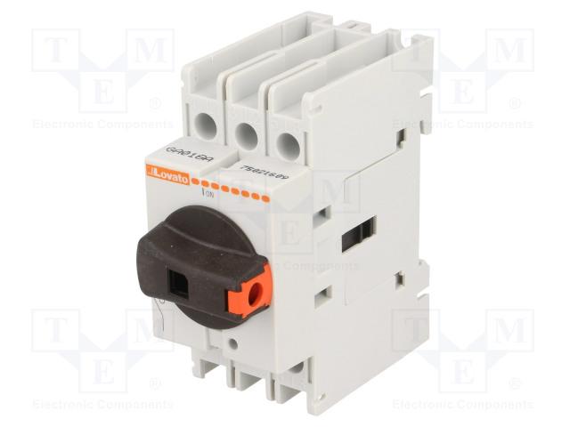 LOVATO ELECTRIC GA016A - Erotinkatkaisija