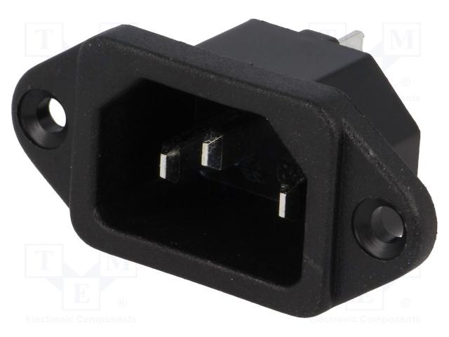 CS-001 - Konektor: napájecí AC