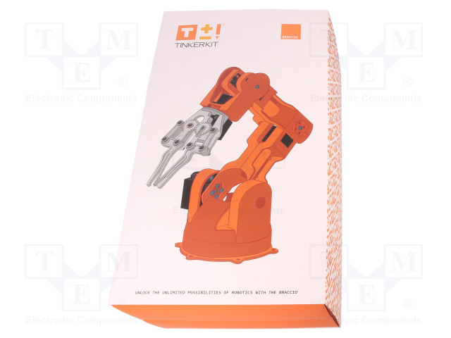 ARDUINO TINKERKIT BRACCIO (US.EU.UK.AU PLUG) - Robotic arm