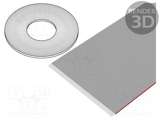 BQ CABLE FLC-60/30-E - Przewód: wstążkowy