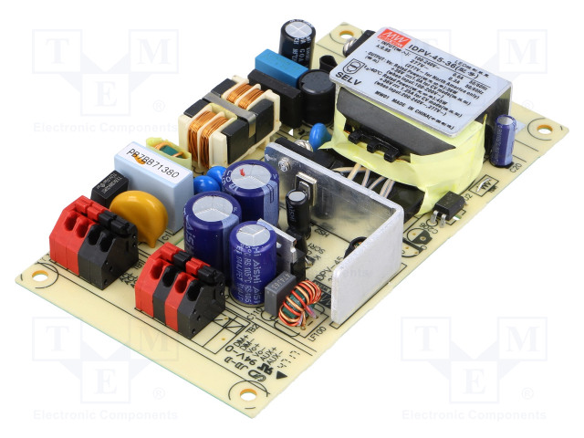 MEAN WELL IDPV-45-36 - Power supply: switched-mode