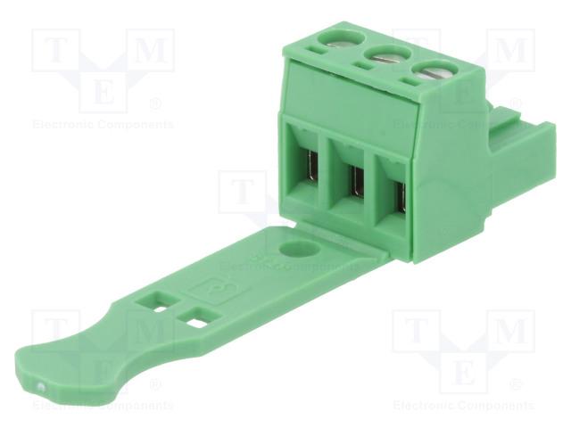 MSTB 2,5/ 3-STZ-5,08 1776168 PHOENIX CONTACT - Pluggable