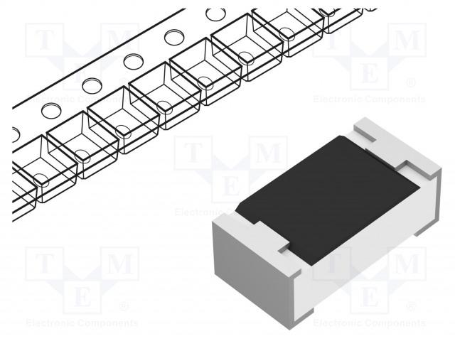 YAGEO RC0402FR-071K5L - Resistor: thick film