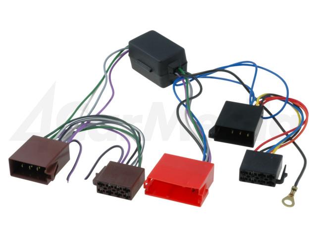 ASA.01, Adaptery do systemów aktywnych