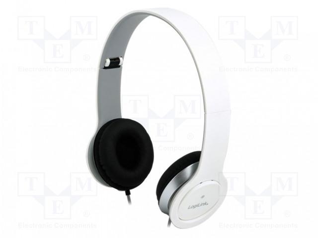 LOGILINK HS0029 - Headphones with microphone
