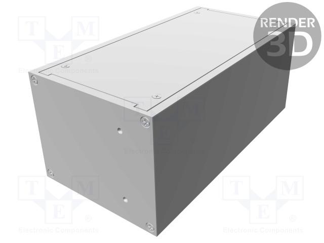"""HAMMOND RM2U0804SBK - Obudowa: w standardzie 19"""""""