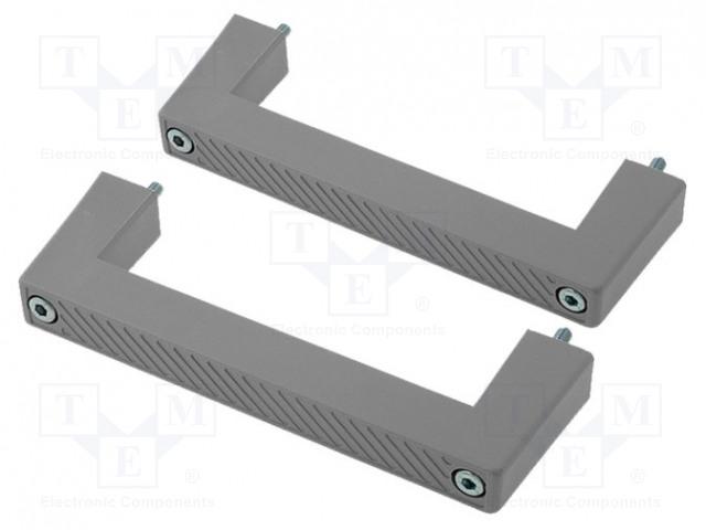 RETEX P32180203 - Uchwyt na panel przedni 3U