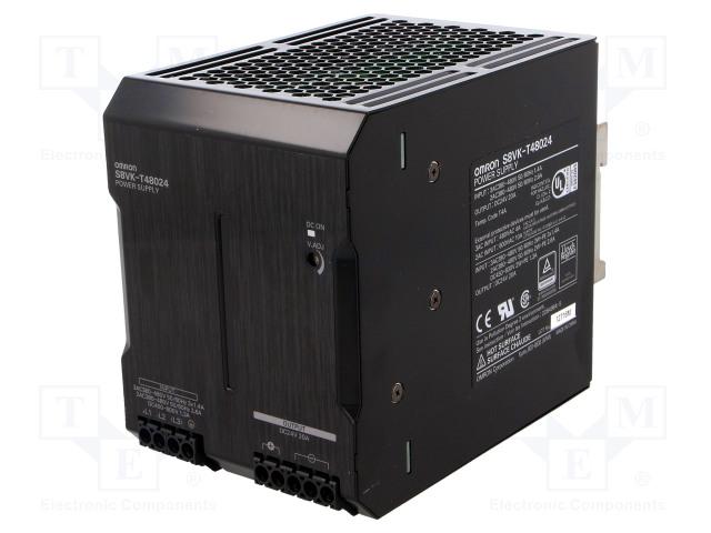 OMRON S8VK-T48024 - Napájecí zdroj: spínaný