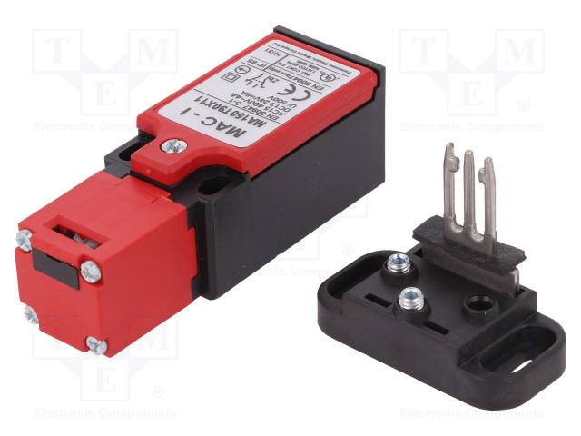 PANASONIC MA150T90X11 - Safety switch: key operated