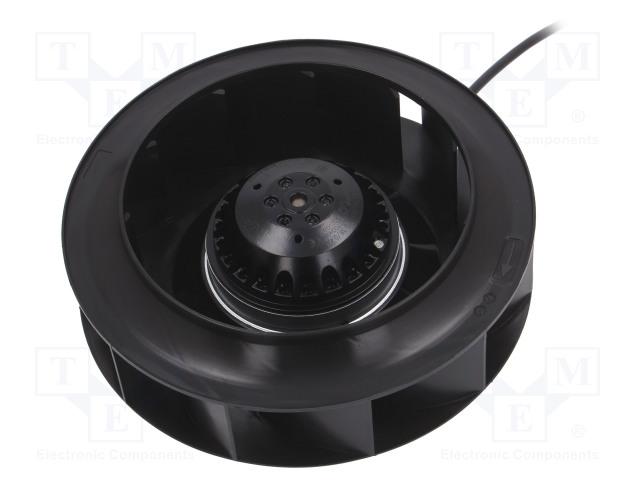 EBM-PAPST R2E220-AA40-05 - Ventilátor: AC