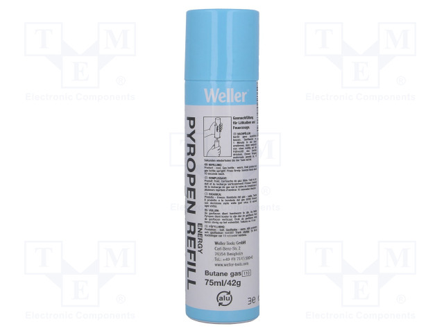 WELLER T0051616099 - Gas: Butan