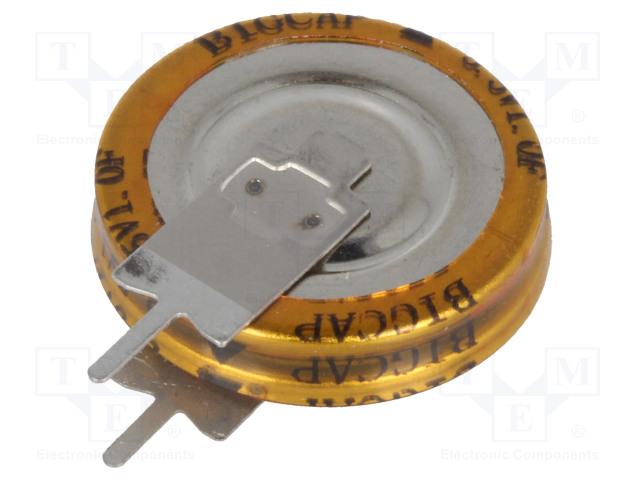 BIGCAP BCE005R5V105FS - Kondenzátor: elektrolytický