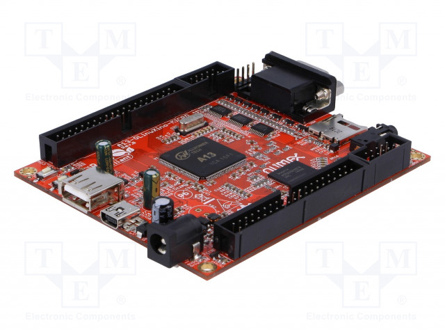 OLIMEX A13-OLINUXINO-MICRO - Jednodeskový počítač