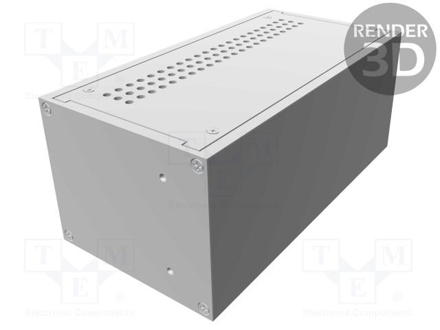 """HAMMOND RM2U0804VBK - Obudowa: w standardzie 19"""""""