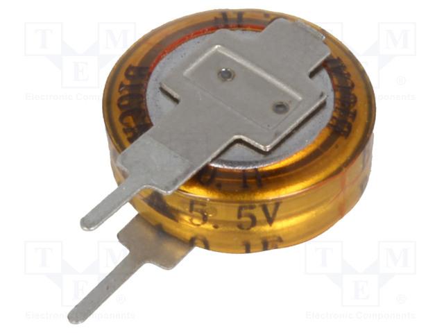 BIGCAP BCE005R5V104FS - Kondenzátor: elektrolytický