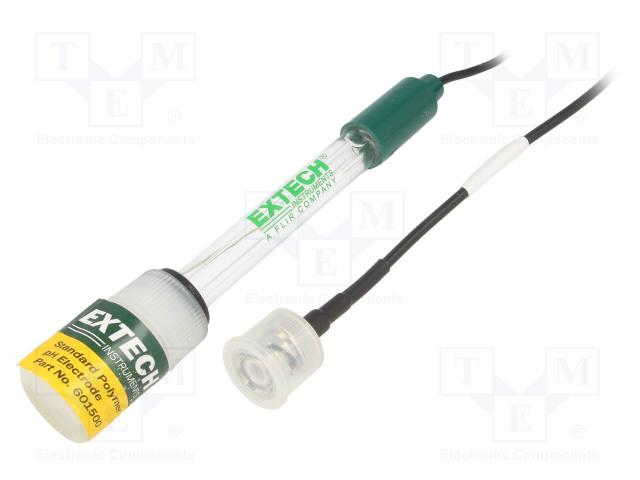 EXTECH 601500 - Sondă: pentru măsurarea pH