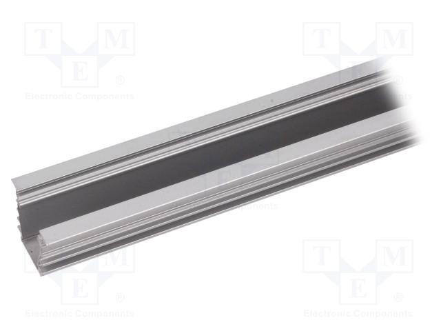 TOPMET 96030020S - Profil pour modules LED