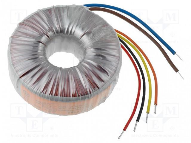 TALEMA 55151-P1S2 - Transformátor: toroidní