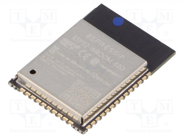 ESPRESSIF ESP32-WROOM-32D (16MB) - Module: IoT