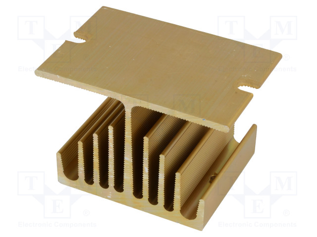 ANLY ELECTRONICS HS-060-50T - Heatsink: extruded