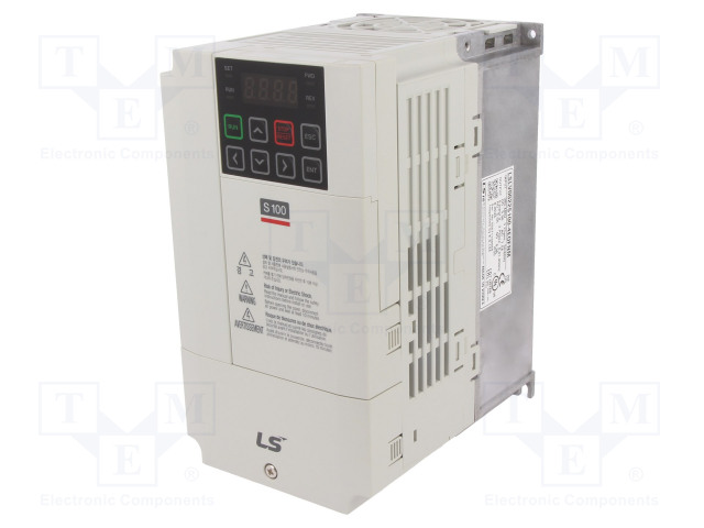 LS INDUSTRIAL SYSTEMS LSLV0022 S100-4EOFNM - Vector inverter