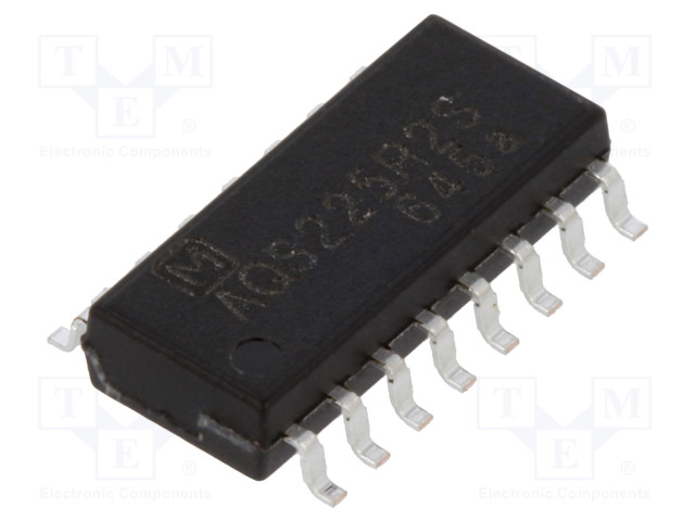 PANASONIC AQS225R2S - Relay: solid state