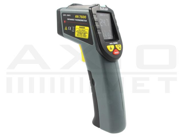 AX-7600 AXIOMET, Pirometru