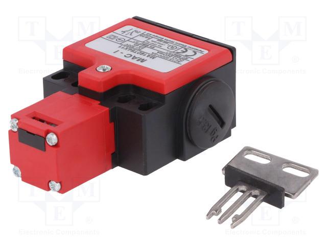 PANASONIC MA160T84X11 - Safety switch: key operated