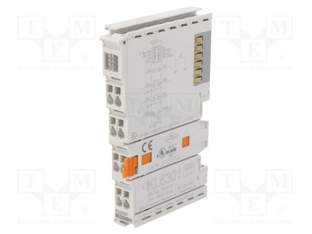 Beckhoff Automation KL6301 - Industrial module: communication