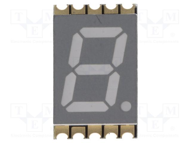 LITEON LTS-4817CTB-PR - Display: LED