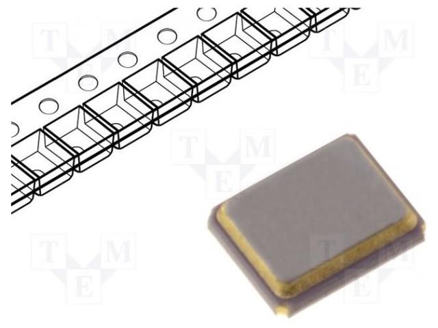 IQD FREQUENCY PRODUCTS LFXTAL055295BULK - Resonator: quartz
