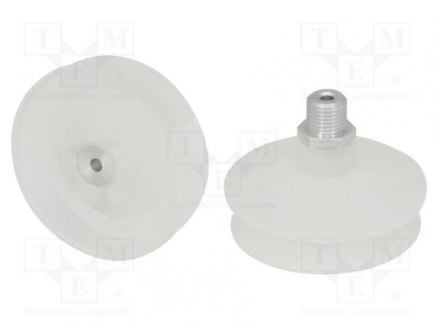 SCHMALZ FSGA-63-SI-55-G1/4-AG - Suction cup