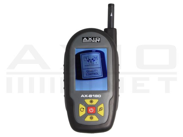 AX-B180 AXIOMET, Camera d'ispezione