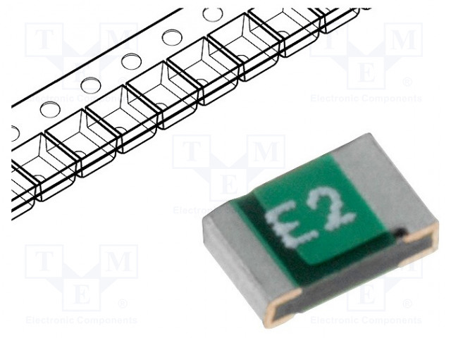 ECE SR020-09 - Bezpiecznik: polimerowy PTC