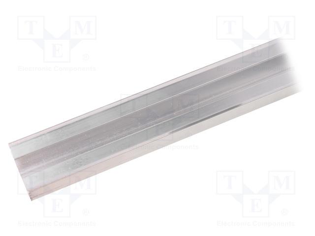 GELBAU 3045.1213PL - Montážní lišta pro tlačítkovou lištu