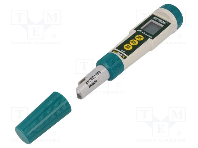 EXTECH EC500 - Aparat de măsurare a pH-ului şi conductanţei