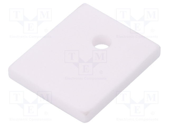 FISCHER ELEKTRONIK AOS 218 247 - Tepelně vodivá podložka: keramická