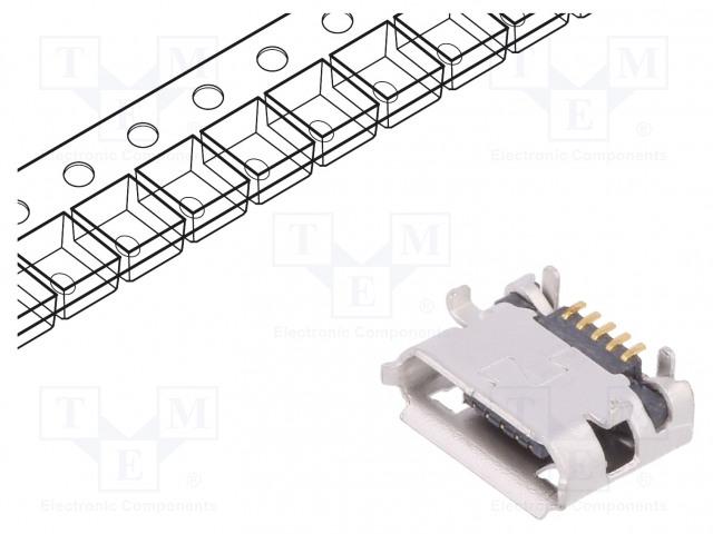 AMPHENOL 10118194-0001LF - Socket