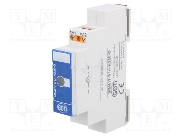 DOBRY CZAS MSM17-S1A-A230G - Modul: indikátor napětí